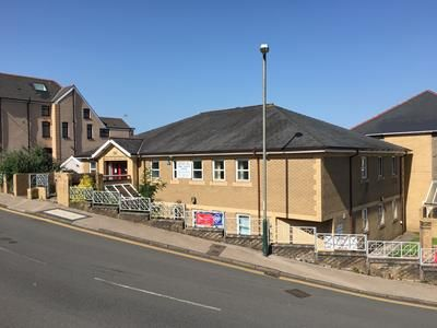 Thumbnail Office for sale in Bargoed Hall Family Health Centre, Cardiff Road, Bargoed