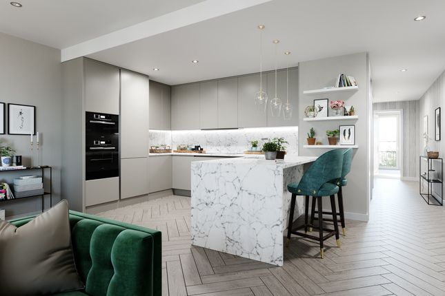 Westminster - Apartment Kitchen