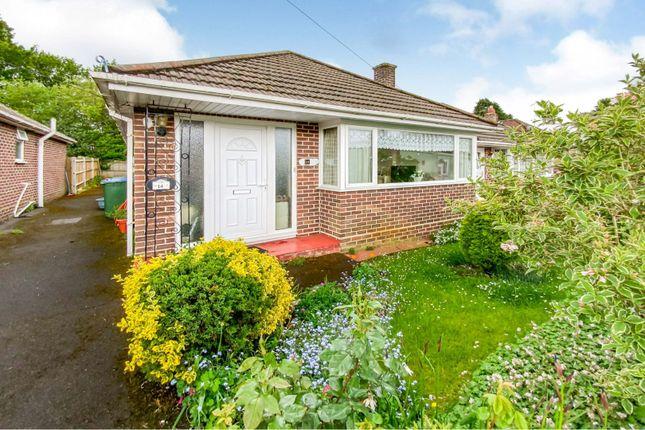Thumbnail Detached bungalow for sale in Montague Close, Sholing, Southampton