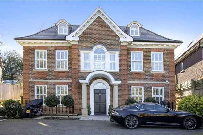 Thumbnail Detached house for sale in Deepdale, Wimbledon