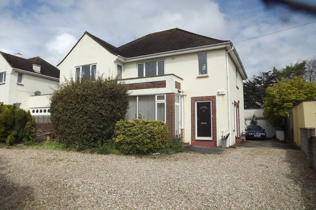 Thumbnail Detached house for sale in Shiphay Avenue, Torquay