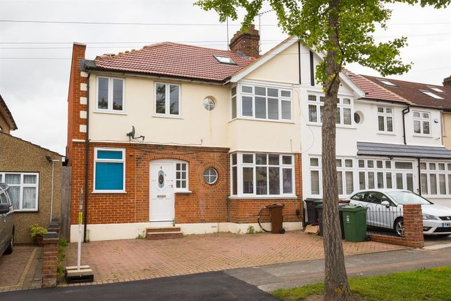 Thumbnail Property to rent in Dale View Avenue, London
