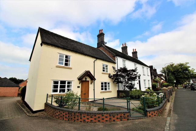 Thumbnail Semi-detached house for sale in Betley, Crewe