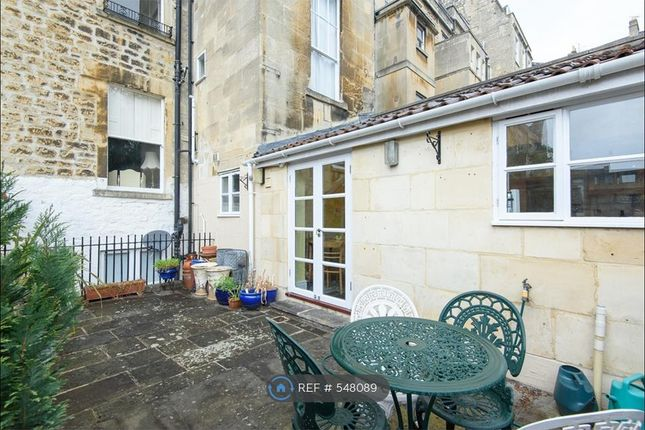 Thumbnail Flat to rent in Burlington Street, Bath