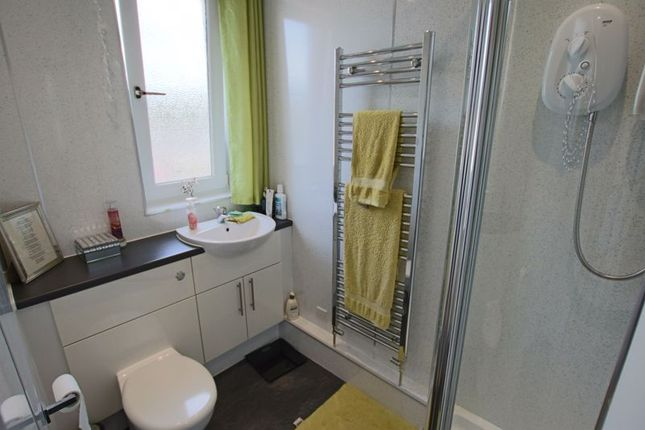 Shower Room of Bayview Road, Invergowrie, Dundee DD2
