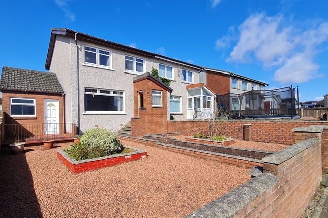 Thumbnail Semi-detached house for sale in 5 Munro Walk, Saltcoats