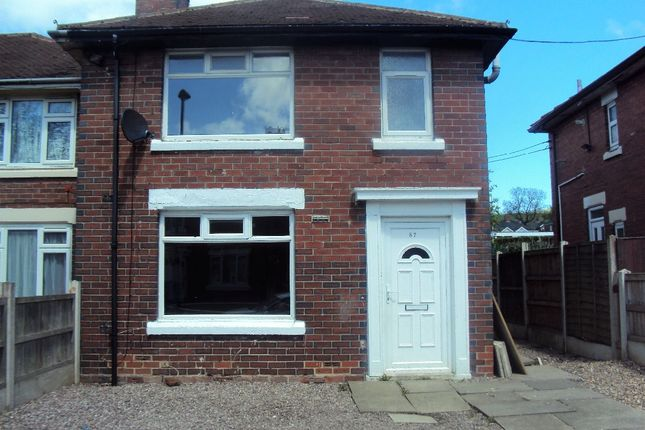 Thumbnail Semi-detached house to rent in Langford Road, Bucknall, Stoke-On-Trent