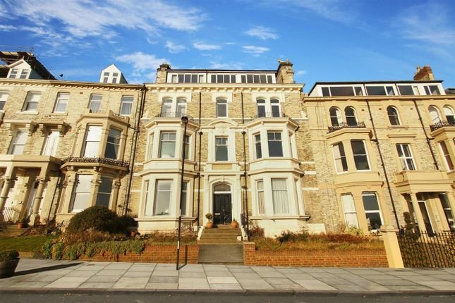Thumbnail Flat for sale in Percy Gardens, Tynemouth, North Shields