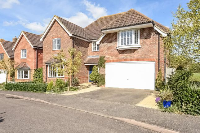 Thumbnail Property for sale in West End Close, Steeple Claydon, Buckingham