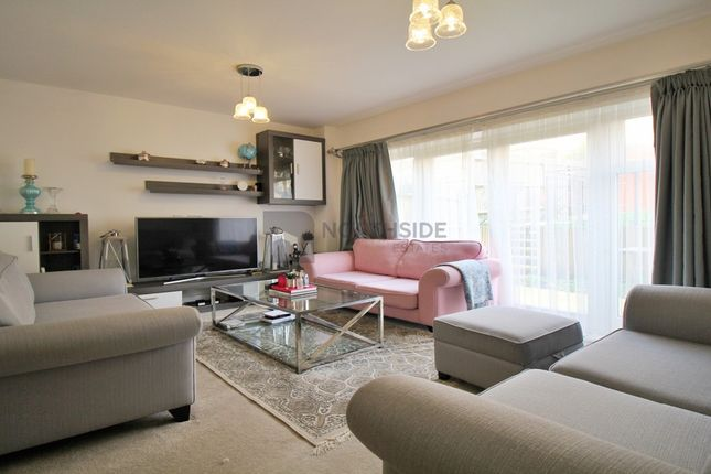 Thumbnail Terraced house to rent in Wilkes Close, London