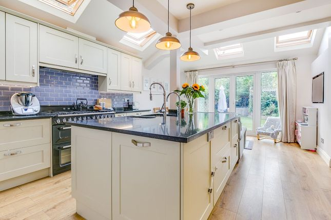 Thumbnail Terraced house for sale in Northcote Road, St Margarets, Twickenham