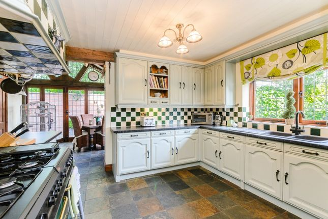 Thumbnail Detached house for sale in Wingerworth, Chesterfield, Derbyshire
