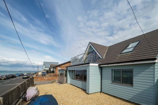 Thumbnail Detached house for sale in Princes Esplanade, Gurnard, Cowes