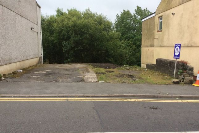 Thumbnail Land for sale in King Street, Nantyglo, Ebbw Vale