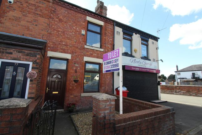 2 bed terraced house to rent in Station Road, Ashton-In-Makerfield, Wigan WN4