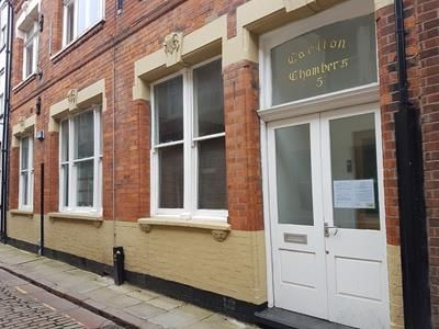 Thumbnail Office for sale in 4 - 5 Bishop Lane, Hull, East Yorkshire