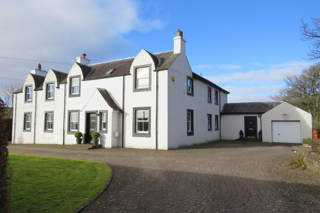 Thumbnail Detached house for sale in Beechwood, Cromlix, Dunblane