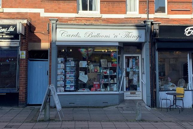 Thumbnail Retail premises to let in 42 Earlsdon Street, Coventry, West Midlands