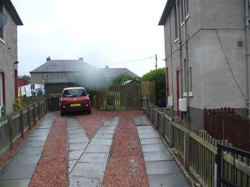 Thumbnail Property to rent in Gardiner Place, Newtongrange, Dalkeith