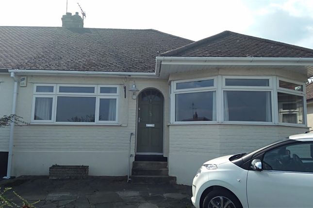 Thumbnail Bungalow for sale in Broad Walk, Essex