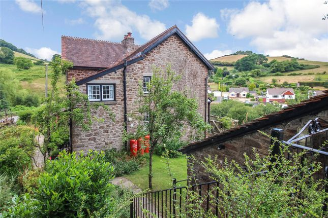 Thumbnail Detached house for sale in Rectory Road, Combe Martin, Ilfracombe
