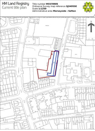 Thumbnail Land for sale in Carriage Grove, Bootle