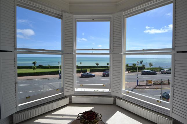 Thumbnail Flat for sale in South Cliff, Eastbourne