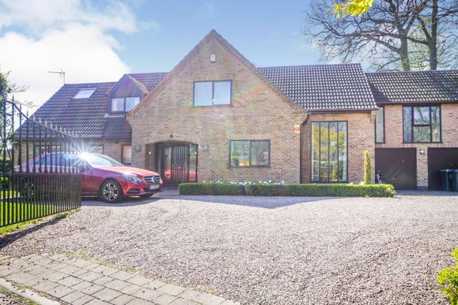 Thumbnail Detached house for sale in Katherine Drive, Toton, Nottingham