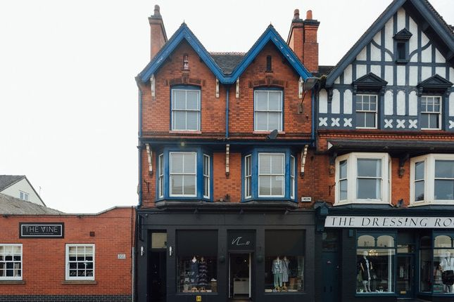 3 bed flat for sale in Bath Street, Ashby-De-La-Zouch, Leicestershire LE65