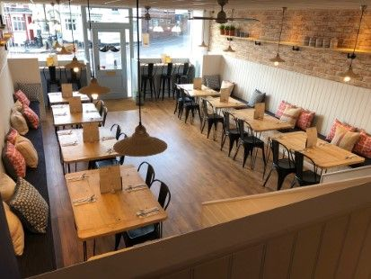 Thumbnail Restaurant/cafe for sale in Town Hall Yard, Market Place, Ashbourne