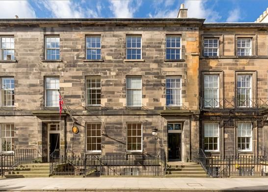 Thumbnail Flat for sale in Rutland Square, Edinburgh
