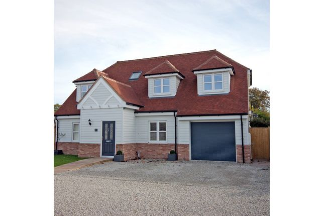 Thumbnail Detached house for sale in Lilac Drive, Broad Oak, Brede