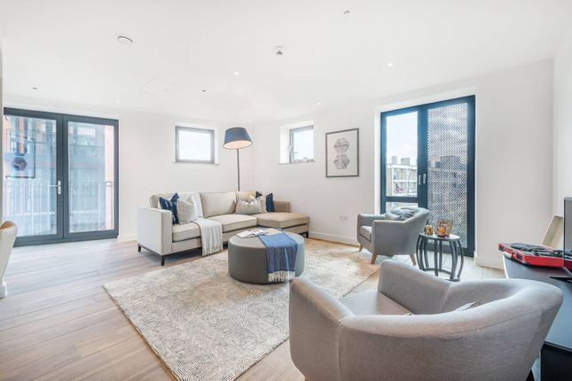Thumbnail Flat to rent in Dressage Court, Bethnal Green