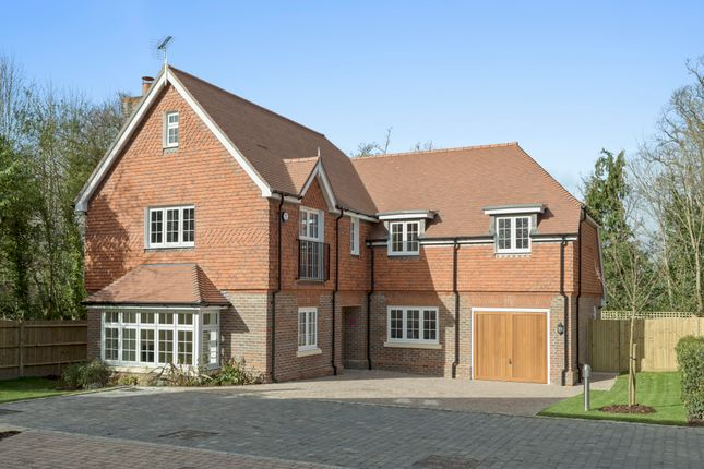 Thumbnail Detached house for sale in Holcombe House Gardens, London Rd, Sunningdale, Berkshire