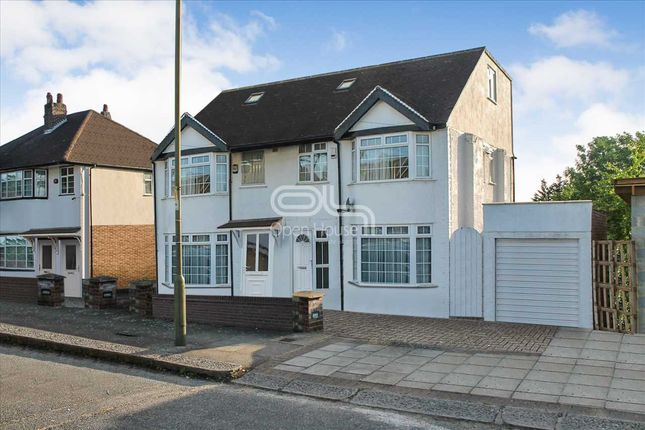 Thumbnail Semi-detached house for sale in Warwick Avenue HA8, Edgware