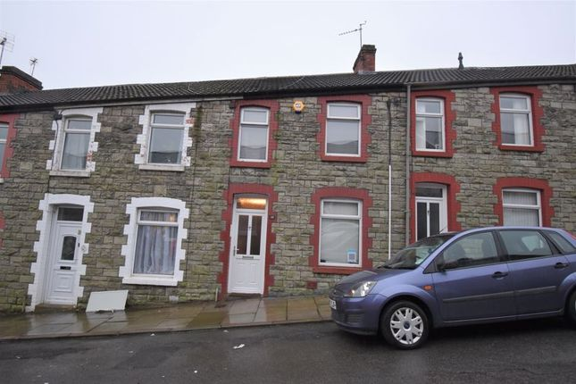 Thumbnail Terraced house for sale in 38 Highland Place, Bridgend