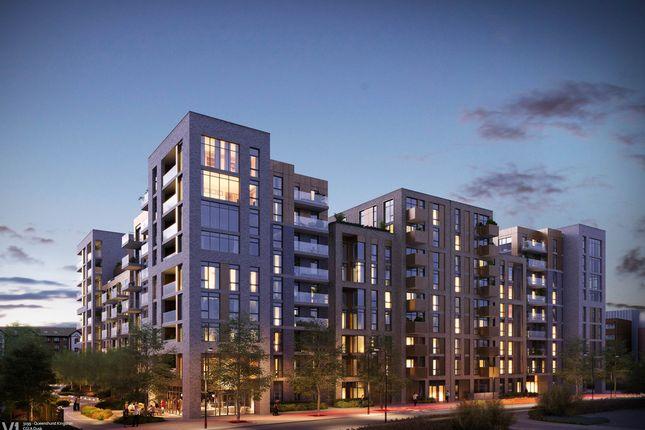 Thumbnail Flat for sale in Kingston Hill, Kingston Upon Thames