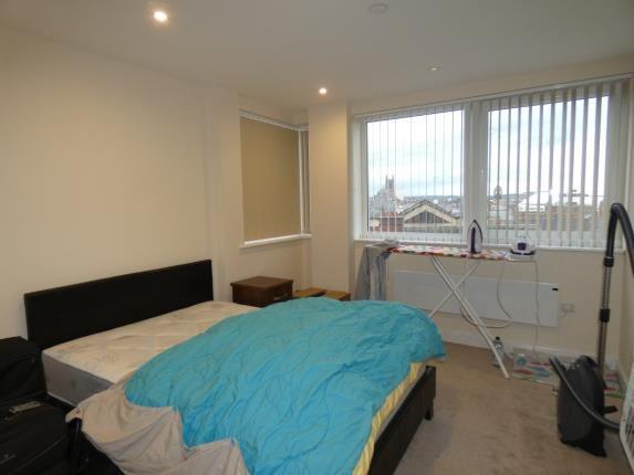 Bedroom Two of Prosperity House, Gower Street, Derby, Derbyshire DE1