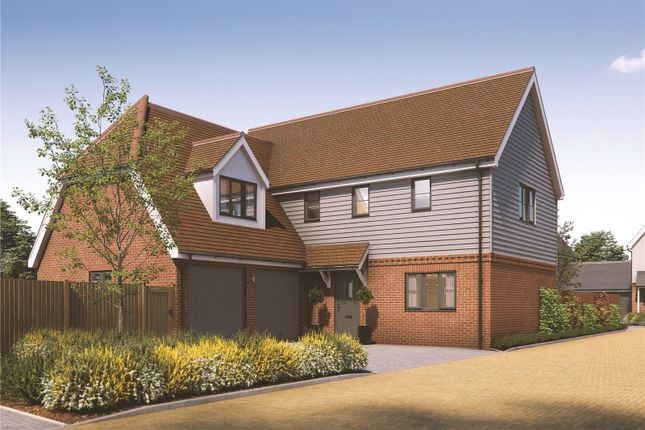 Thumbnail Detached house for sale in Orchard Gardens, Melbourn, Cambridgeshire