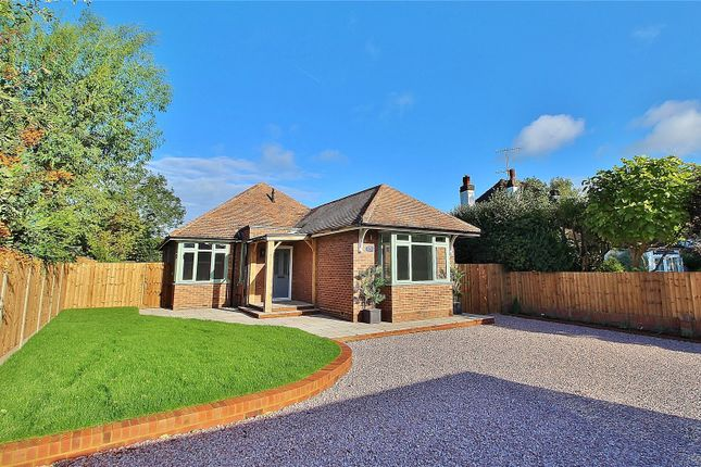 Bungalow for sale in Warren Close, Worthing, West Sussex