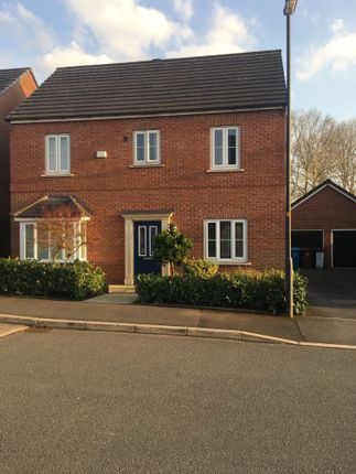 Thumbnail Detached house for sale in Windmill Close, Royton, Oldham