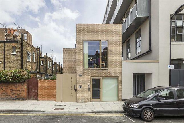 Thumbnail Flat to rent in Belsham Street, London