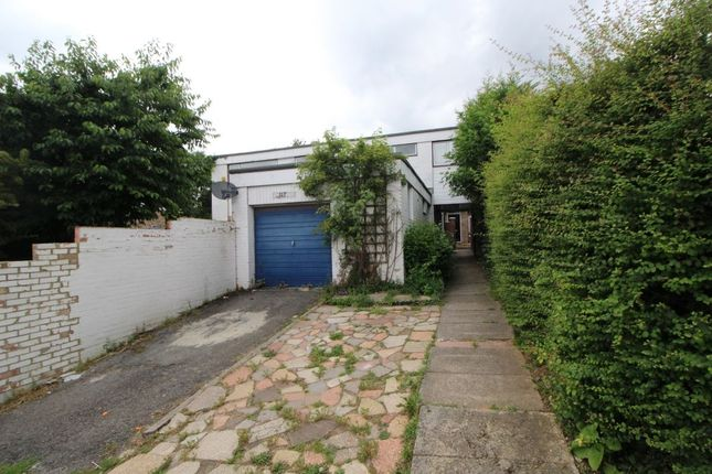 Thumbnail Detached house to rent in Wharfedale, Hemel Hempstead