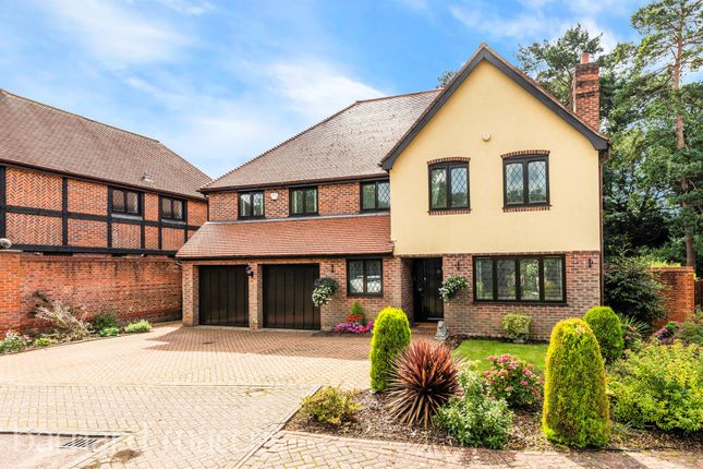 Thumbnail Detached house for sale in Trittons, Tadworth