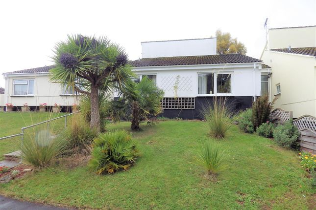 Thumbnail Link-detached house for sale in Tower Gardens, Crediton