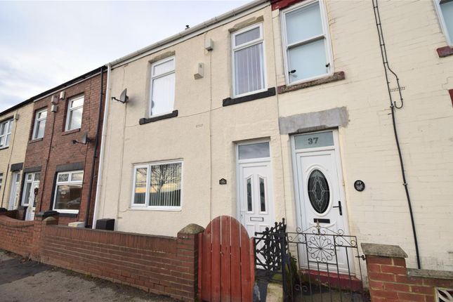 Thumbnail Terraced house for sale in Victoria Terrace, Penshaw, Houghton Le Spring