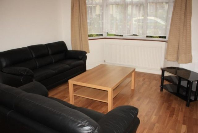 Thumbnail End terrace house to rent in Park Drive, Acton, London