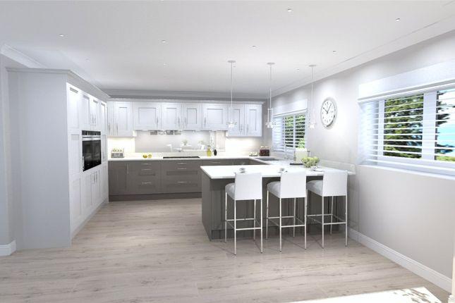 Kitchen Cgi of Weald Road, Sevenoaks, Kent TN13