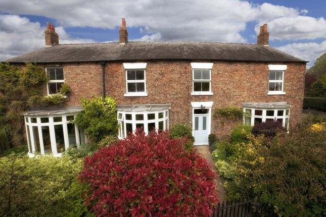 Thumbnail Detached house for sale in The Old Manor House, Brafferton, York