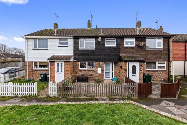 3 bed terraced house for sale in Rectory Way, Kennington, Ashford TN24